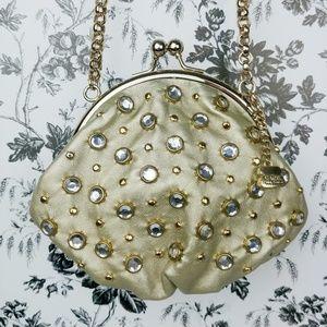 Kathy VanZeeland embellished evening bag